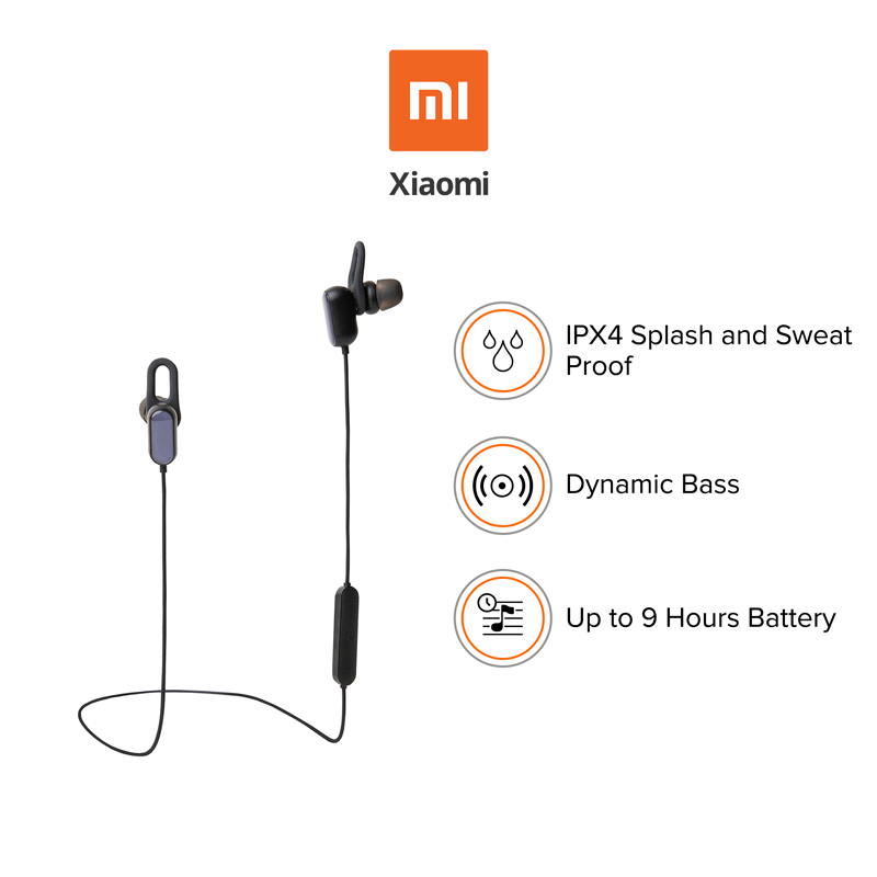 Xiaomi Mi Sports Bluetooth Earphone