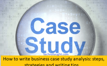 How-to-write-business-case-study-analysis